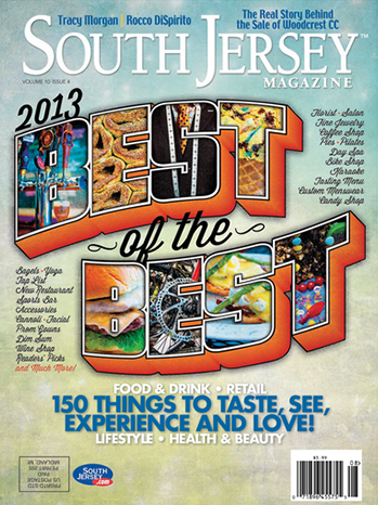 Voted Best of South Jersey 2013